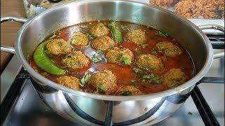 Kofta Curry Recipe | Restaurant-Style Mutton Kofta Recipe | Koftay ka Salan by (COOKING WITH ASIFA)