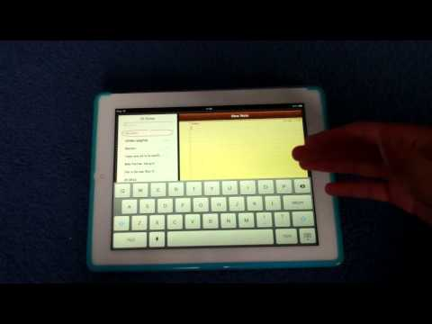 iPad Floating Keyboard Fix Tutorial