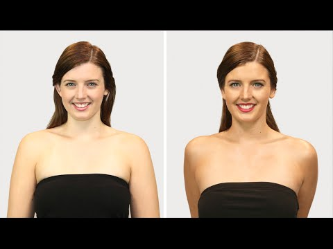 How-to: tan your face