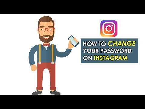 How To Change Your Password On Instagram