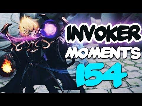 Dota 2 Invoker Moments Ep. 154
