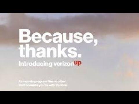 Verizon Wireless Introduces Verizon Up Rewards Program