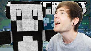 Minecraft | LEGENDARY PANDA!! | Build Battle Minigame