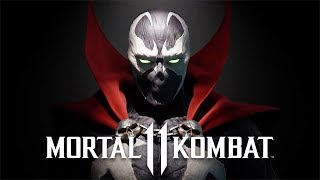 Mortal Kombat 11 - Official Kombat Pack Roster Reveal Trailer | Spawn, Terminator, Joker
