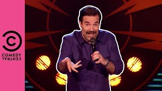 Rob Delaney Misses His Uncle