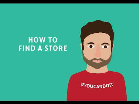 How to find a store where you can top-up your Virgin Mobile