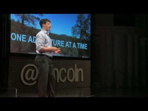 Fighting Sex Trafficking, One Adventure at a Time: Sam Larson at TEDxYouth@Lincoln
