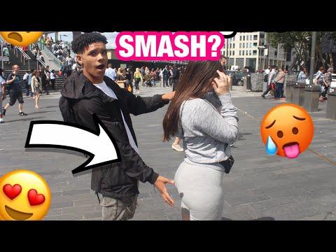 Xxx Mp4 Am I Cute Enough To SMASH 😍👀 She Wants Me Public Interview Ft Life2Lavish 3gp Sex