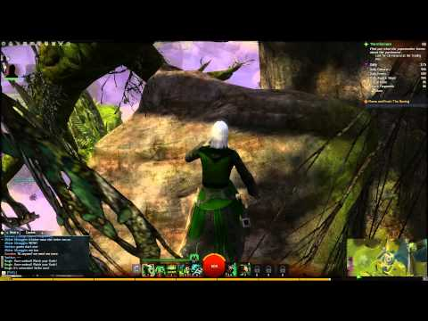 Guild Wars 2 - Morgans Leap Jumping puzzle (Caledon forest)