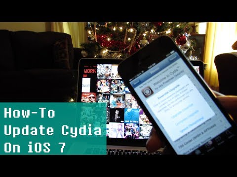 Cydia Updated - Optimized for iOS 7