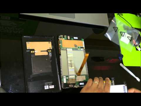 How to Replace the Battery on a Nexus 7 2ND Gen Tablet - Take Apart