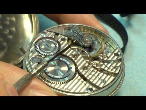 Ask Fran: Setting and Regulating Pocket Watches