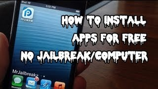 How To Get Apps Free Ios 910 No Jailbreakcomputer 25pp Mobile 2016