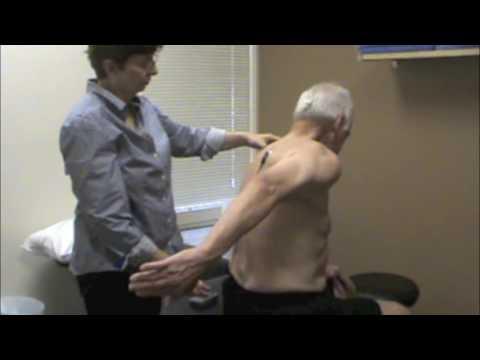 Biofeedback Shoulder Weakness Head and Neck Cancer Orange County Oncology Rehab Progressive PT