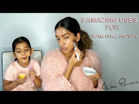 3 Amazing Home Remedies using Baking Soda| ARIBA PERVAIZ