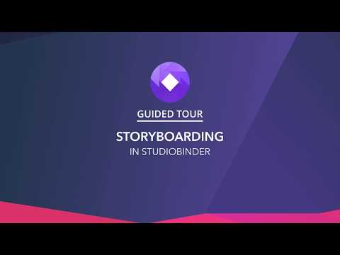 Create Storyboards with StudioBinder
