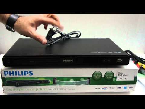 Philips DVP-3560 Region Free DVD Player - www.popularelect.com