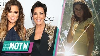 Selena Gomez Sends Bella Hadid A WARNING, Khloe FURIOUS WIth Kris Jenner! | MOTW