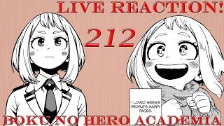 bnha+chapter+212+review Videos - 9tube tv