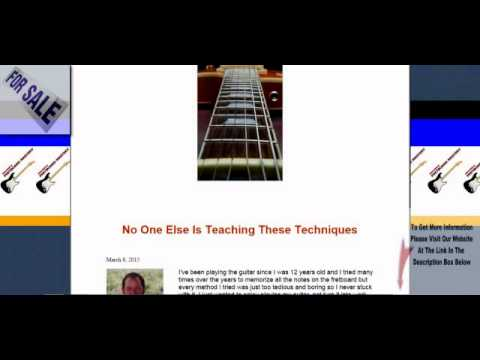 Rod's guide to fretboard mastery review - does Rod's guide to fretboard mastery really work?