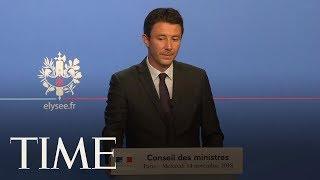 France Says President Trump Lacked