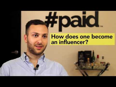 Bryan Gold of #Paid on Influencer Marketing and more