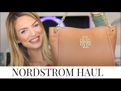 Nordstrom Haul | Tory Burch Bag, Minkoff, Jo Malone, Shoes, Makeup