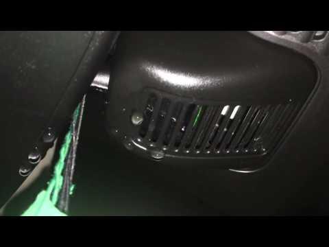 Volvo XC60 Water Leak