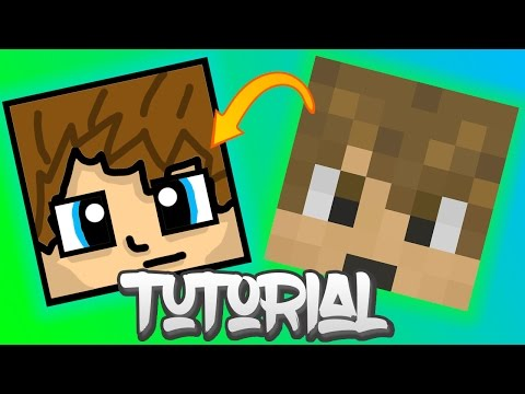 How to make your own animated Minecraft skin avatar | Youtube Tutorials