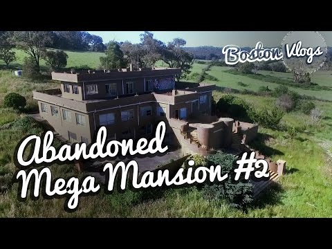 VLOG #149 |  Abandoned Mega Mansion #2