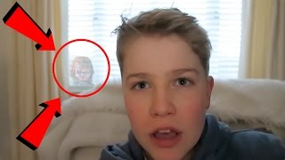 I FACETIMED CHUCKY, AND HE CAME TO MY HOUSE!!! OMG!!!
