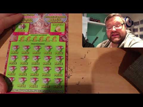 Scratchcard Sunday bonus