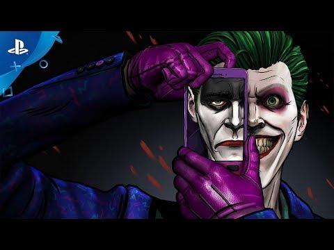 Batman: The Enemy Within – Season Trailer | PS4