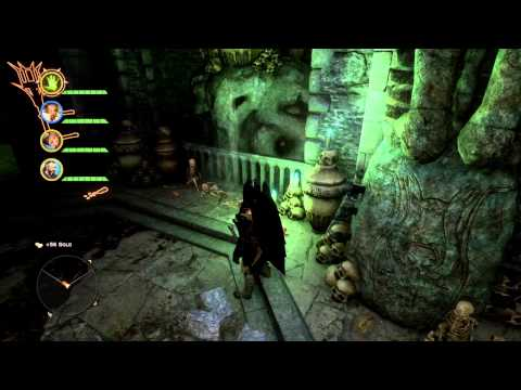 Dragon Age Inquisition hidden cave in the hinterlands