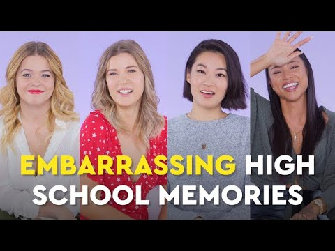Embarrassing High School Memories With Sasha Pieterse and The Honor List Cast