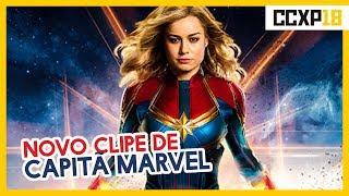 NOVO CLIPE DE CAPITÃ MARVEL!!! ft. Nerd Land