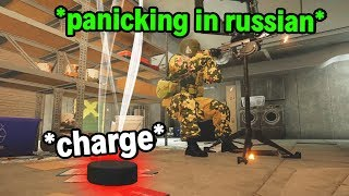 Rainbow Six: Trolled Part 6 - Siege Funny Moments
