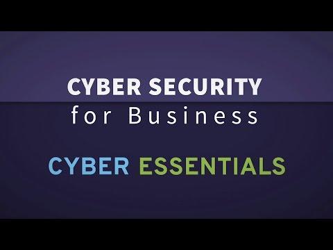 Cyber Essentials Scheme for Business