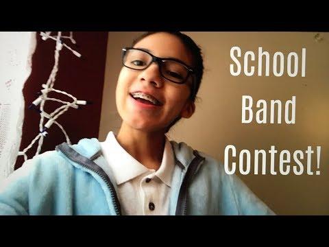School Band Contest!