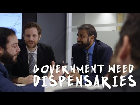 Government Weed Dispensaries | Torontopia