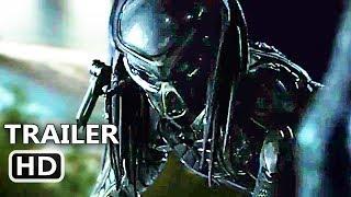 """THE PREDATOR """"Ultimate Predator"""" Trailer (NEW 2018) Sci-Fi, Action Movie HD"""