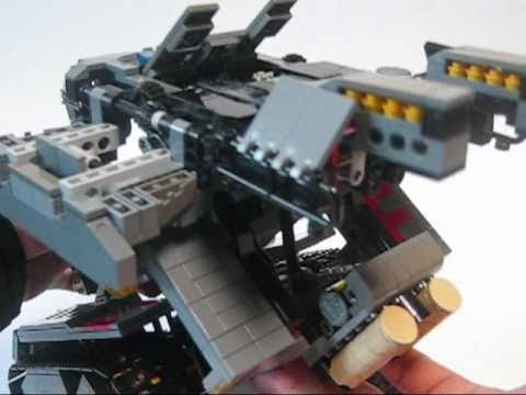 LEGO Transformable RC TANK