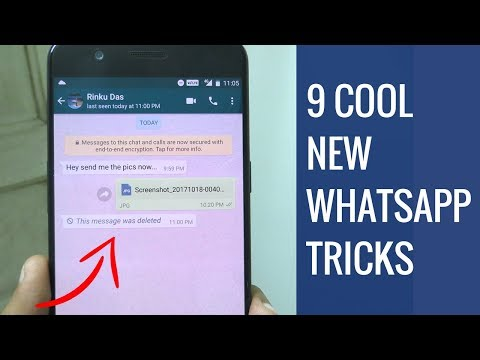 9 Cool New WhatsApp Tricks That You Should Know