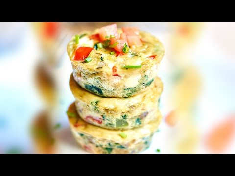 Healthy Egg Muffin Cups Recipe - Show Me the Yummy - Episode 15