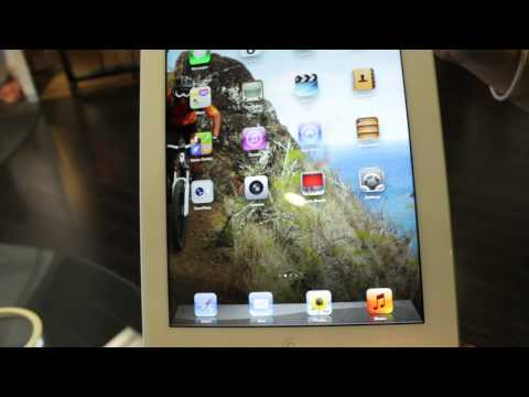 How To Adjust Your iPad Screen Rotation