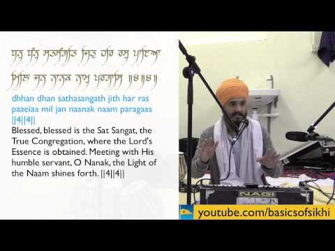 English Katha on Bhagat Sain Ji