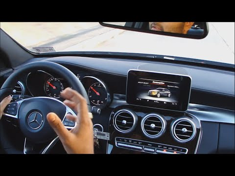 2015 Mercedes Benz C Class !! DRIVE VIDEO !!