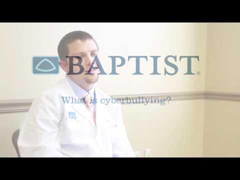 Dr. Rhinewalt Discusses Cyberbullying