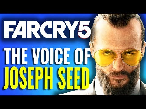 Why Joseph Seed in Far Cry 5 Sounds so Familiar