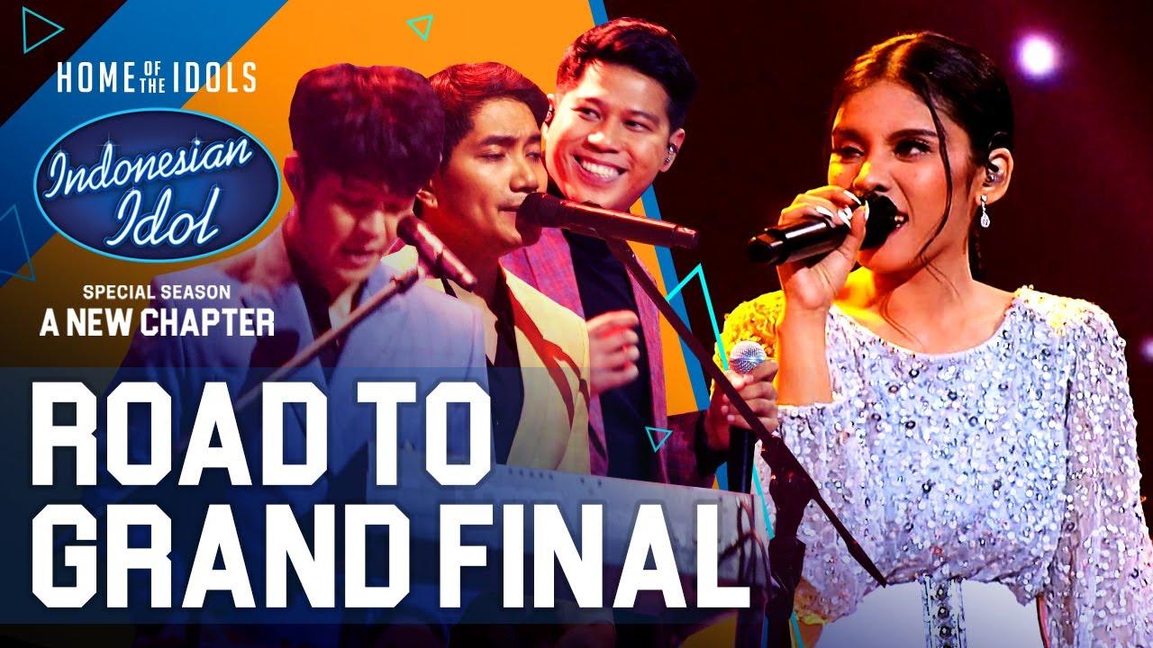 Download RIMAR X LALEILMANINO - C.H.R.I.S.Y.E - ROAD TO GRAND FINAL - Indonesian Idol 2021 MP3 Gratis